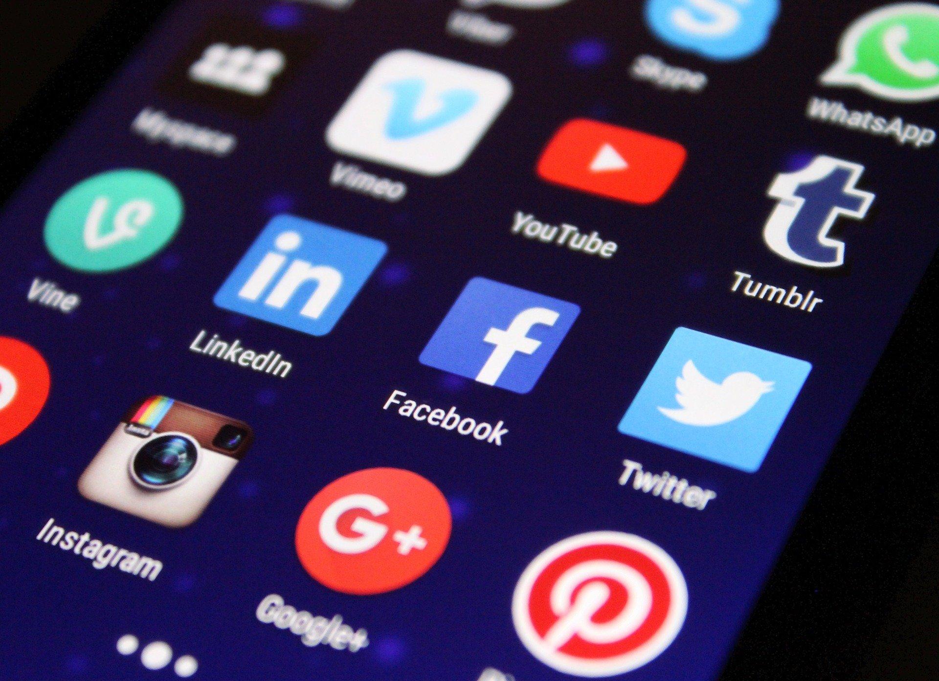 social media fuer unternehmen